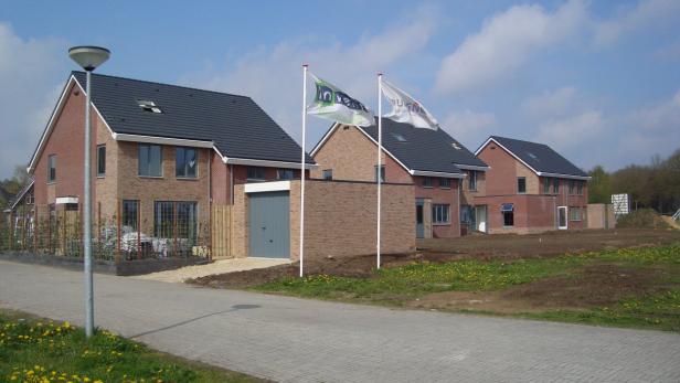 Drie bijzondere energiezuinige woningen obvion hypotheken for Bijzondere woningen
