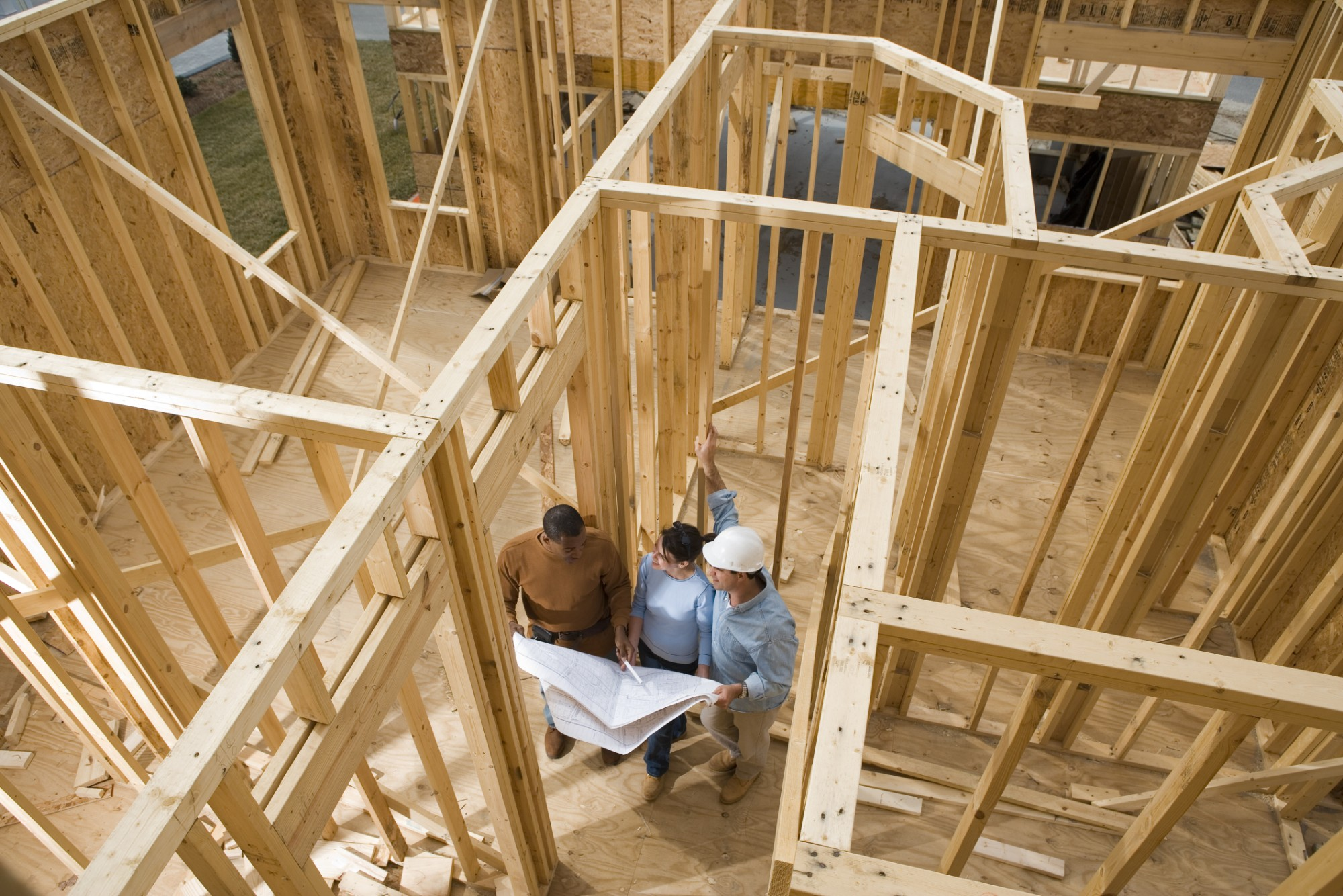Goedkoop bouwen met cpo obvion hypotheken for Goedkoop huis laten bouwen